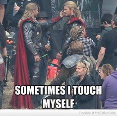 Confession Thor