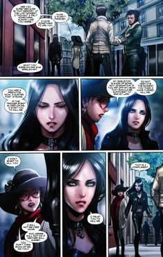 X-23 #10 - Legion   Liu & Sana Takeda
