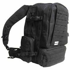 3-Day Assault Pack, Black