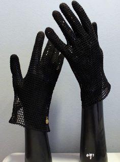 by AnneLiWest|Berlin  Gloves, #RITAINPALMA – High Fashion Accessoires