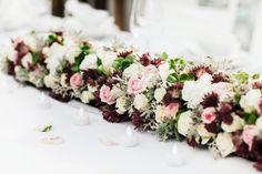 Arrojos floral por flores à la carte:  http://www.zankyou.pt/f/floresalacarte-58898
