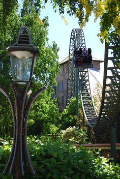 Fluch von Novgorod at Hansa-Park #rollercoaster #germany