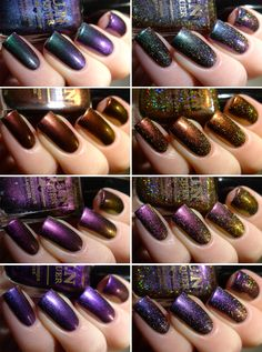 Love Varnish blog:  Swatches & Review - F.U.N Lacquer New Year 2015  F.U.N Lacquer is a hand-blended indie brand made in Singapore. YuinYing creates thermals, duochromes, holographic and glitters which are 5-free. You can buy F.U.N Lacquer on their own website. You can connect with F.U.N Lacquer on Twitter, Instagram and Facebook.The New Year 2015 collection will be available mid January. For exact release info please check the F.U.N Lacquer Facebook!