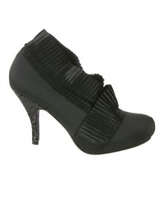 Poetic Licence Black Street Chic Bootie $28.49
