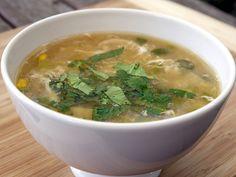 Asian Style Chicken Noodle Soup - Best Chef Recipes | A Perfect Pantry…
