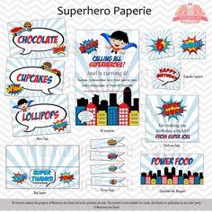 Superhero Paperie - Memories are Sweet