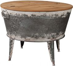 online shopping for Ashley Furniture Signature Design - Shellmond Accent Cocktail Table - Farmhouse Style - Two-Tone from top store. See new offer for Ashley Furniture Signature Design - Shellmond Accent Cocktail Table - Farmhouse Style - Two-Tone Signature Design By Ashley, Distressed Coffee Table, Wood And Metal, Cocktail Tables, Coffee Table With Storage, Rustic Storage, Table Furniture, Coffee Table, Coffee Table Farmhouse
