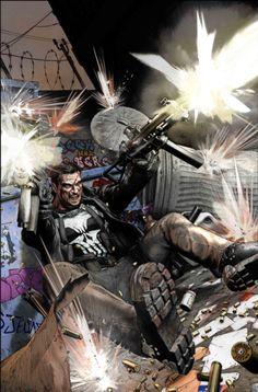 The Punisher - Oscar Jimenez