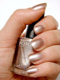 Shimmer Nails