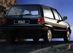 Volkswagen Polo Fox Diesel 1990 — Parts & Specs