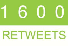 deliver 8000 Retweets and Favorites from 8000 unique profile... for $12