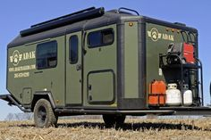 Outdoor adventure trailers are not a new thing, but normally because of terrain and other limitations the outdoor trailer was smaller than a caravan and provided only the basics. ADAK grabbed the challenge by the horns and did they deliver! Luxury meets outdoor with this new trailer where you have the luxuries of a caravan but the resourcefulness of the …
