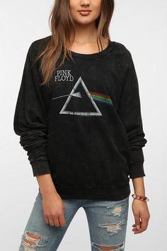 Hometown Heroes Pink Floyd Sweatshirt - Urban Outfitters