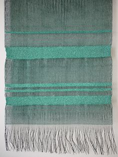 Weaving by Justine Ashbee for Native Line
