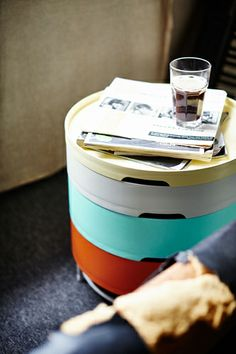 IKEA's New Collection Is Made For Small Spaces #refinery29  http://www.refinery29.com/ikea#slide12