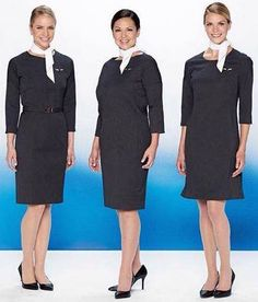 North Korean Airline Updates Flight Attendants Uniforms Flight Attendant Uniforms Pinterest