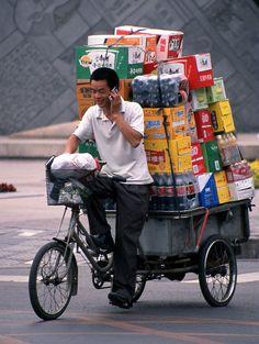 The Loaded Bike