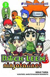 lataa / download ROCK LEEN NINJATARINAT 3 epub mobi fb2 pdf – E-kirjasto