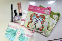 Glazed Over Beauty: Ipsy Glam Bag Ipsy Glam Bag, Beauty Box Subscriptions, Tote Bag, Blog, Totes, Blogging, Tote Bags