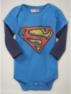 2-in-1 Superman bodysuit  $16.99 going to get one for when ever i get married and have a son