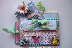 Paper Bag Pocket Card - Scrapbook.com