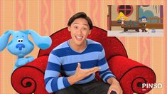 Nick Jr. Blue's Clues And You Email From Gil And Deema From Bubble Guppies Ninja Season. Nick Jr, Bubble Guppies, Guppy, Ninja, Dinosaur Stuffed Animal, Bubbles, Seasons, Blue, Animals