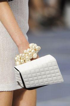 Chanel at Paris Spring 2013 (Details)
