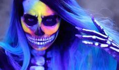 Rainbow skeleton