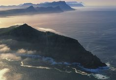 Cape Point and Cape of Good Hope, Cape Peninsula (South Africa)