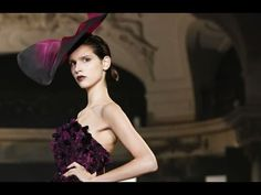 ▶ Ralph & Russo | Haute Couture Fall Winter 2014/2015 Full Show | Exclusive - YouTube Increible!!!