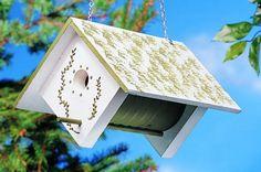 Coffee Can Birdhouse #birdhousetips