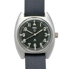 Latest 2011 MWC W10 17 Jewel Mechanical Military Watch (with date window) | eBay