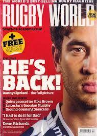 #rugbyworld #dannycipriani #greatrock #winningstreak