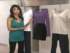 Think you can't wear weekend clothes to work? Think again! Style expert Jeannie Mai shows how to add flair to casual clothes.
