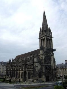The Saint-Pierre Church