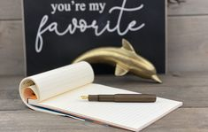 Oooh, I love when a new pen surprises me upon arrival - like this Kaweco Special Edition Golden Espresso fountain pen. That finish is just luscious. Get all the details and find more Kaweco fountain pens along with many other fine writing instruments, fountain pen inks, and accessories at PenChalet.com.