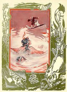 """The Sea Fairies"" - John R. Neill (1911)"