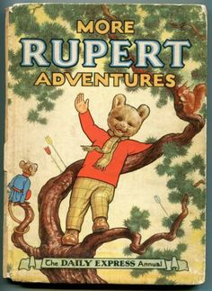 Rupert Annual 1952 in Good Condition