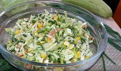 Salată de varză proaspătă — crocantă, apetisantă și delicioasă! - Retete-Usoare.eu Potato Salad, Grains, Potatoes, Rice, Ethnic Recipes, Diet, Salads, Potato, Seeds