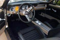 1966 Mustang Interior