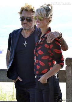 Johnny Hallyday et Laeticia, une histoire qui dure depuis dix-neuf ans déjà....