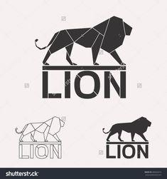 Image result for logo design of lion body