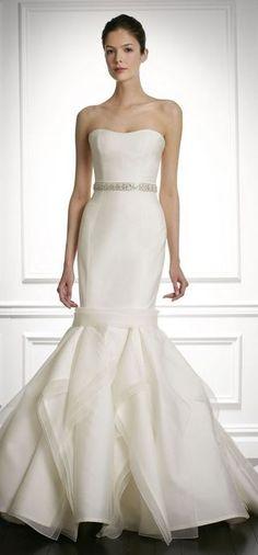 Carolina Herrera Bridal Fall 2013 #josephine#vogel