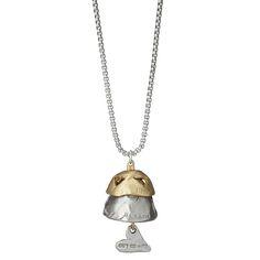 Tibetan Bell Necklace | tibetan prayer bell jewelry | UncommonGoods