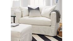 Post Image Living Room Chairs, Living Room Furniture, Dining Chairs, Rattan Chairs, Metal Chairs, Dining Room, Twin Sleeper Sofa, Sofas For Small Spaces, Small Sofa