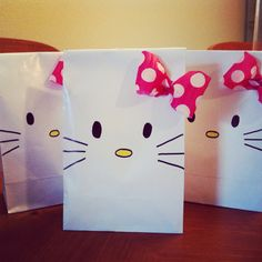 Hello Kitty @Coralie Baldwin are the kiddos still into the kitty??