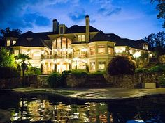VRBO.com #805033 - Luxury Chateau with Soaring Views Over Lake Lanier - 18,000 Sq Ft