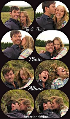 Amy and Ty's engagement photos. ♡