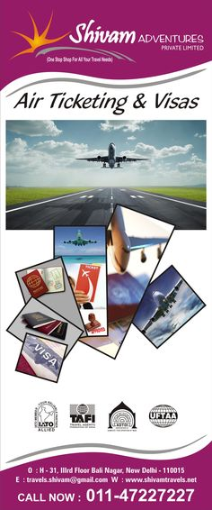 Travel Agents in Delhi Air Ticket Booking, Air Tickets, International Flight Booking, Cheap Airlines, Tickets Online, Domestic Flights, Tour Operator, Travel Agency, Passport