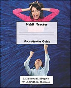 Habit Tracker: four months guide. Track your habits: Ricky Lee: 9781693056024: Amazon.com: Books